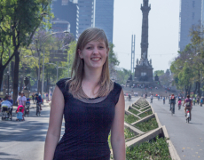 #MéxicoChidoYQuerido: Annabell Löser, Alemania